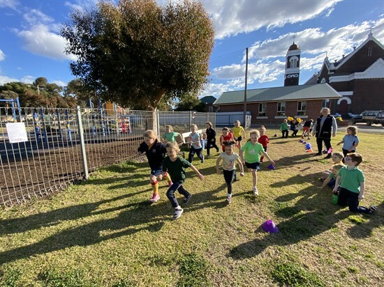 Infants Cross Country 9