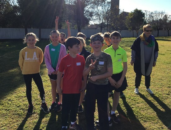 Primary Cross Country 18