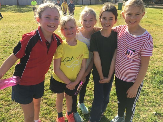 Primary Cross Country 21