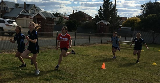 Primary Cross Country 7