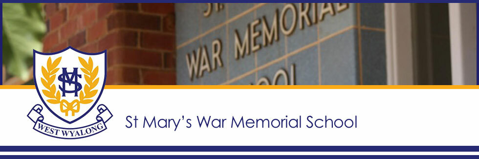 St Mary's War Memorial School West Wyalong